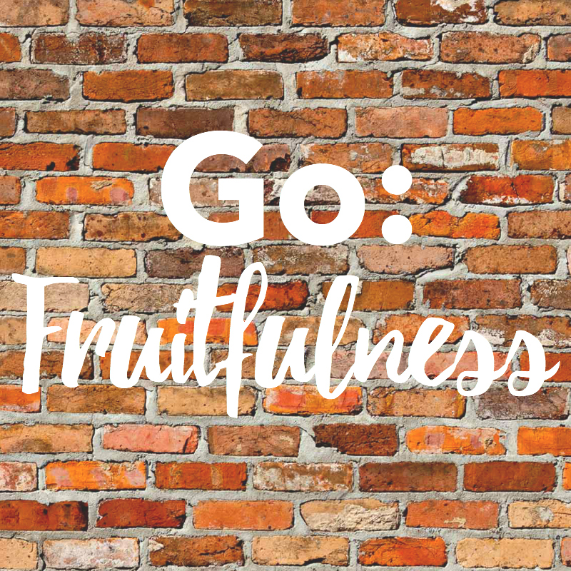 Go: Fruitfulness