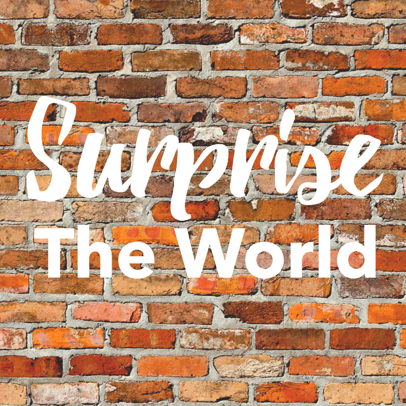 Go: Surprise the World