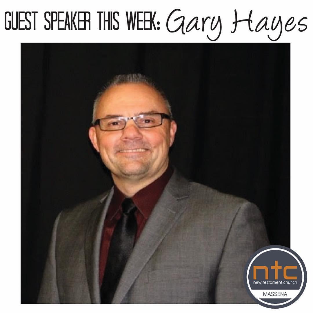 Gary Hayes