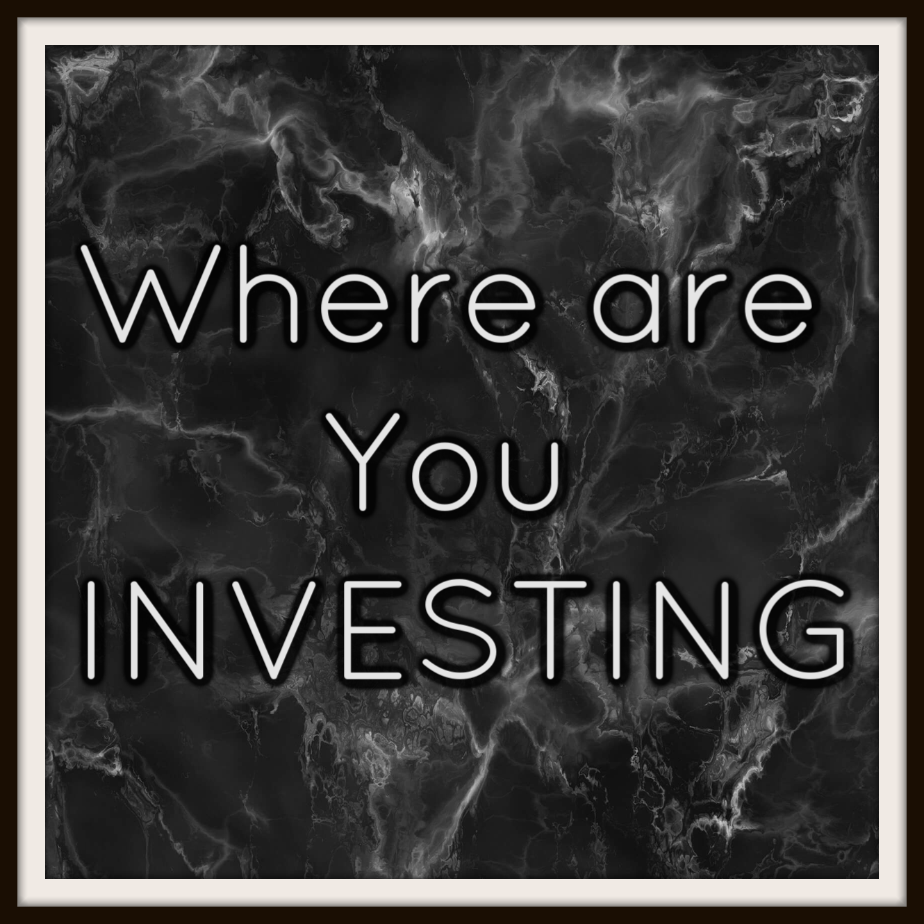 Church: Where are you Investing?