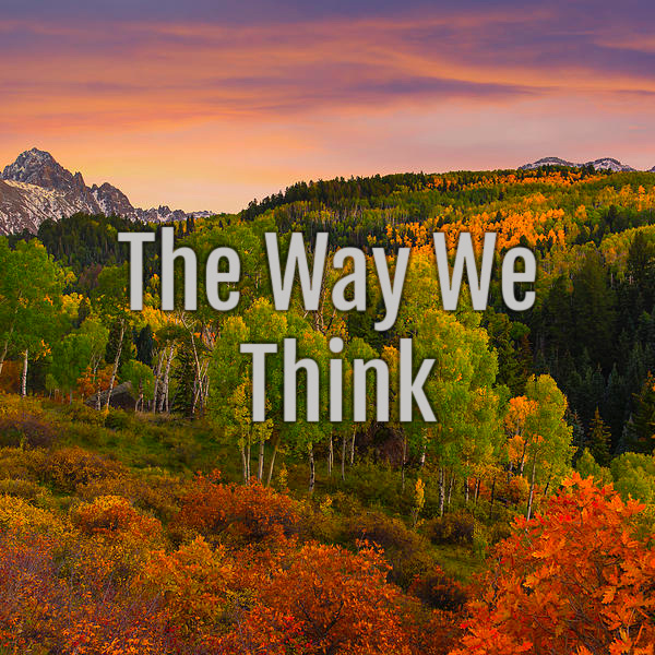 The Way We Think
