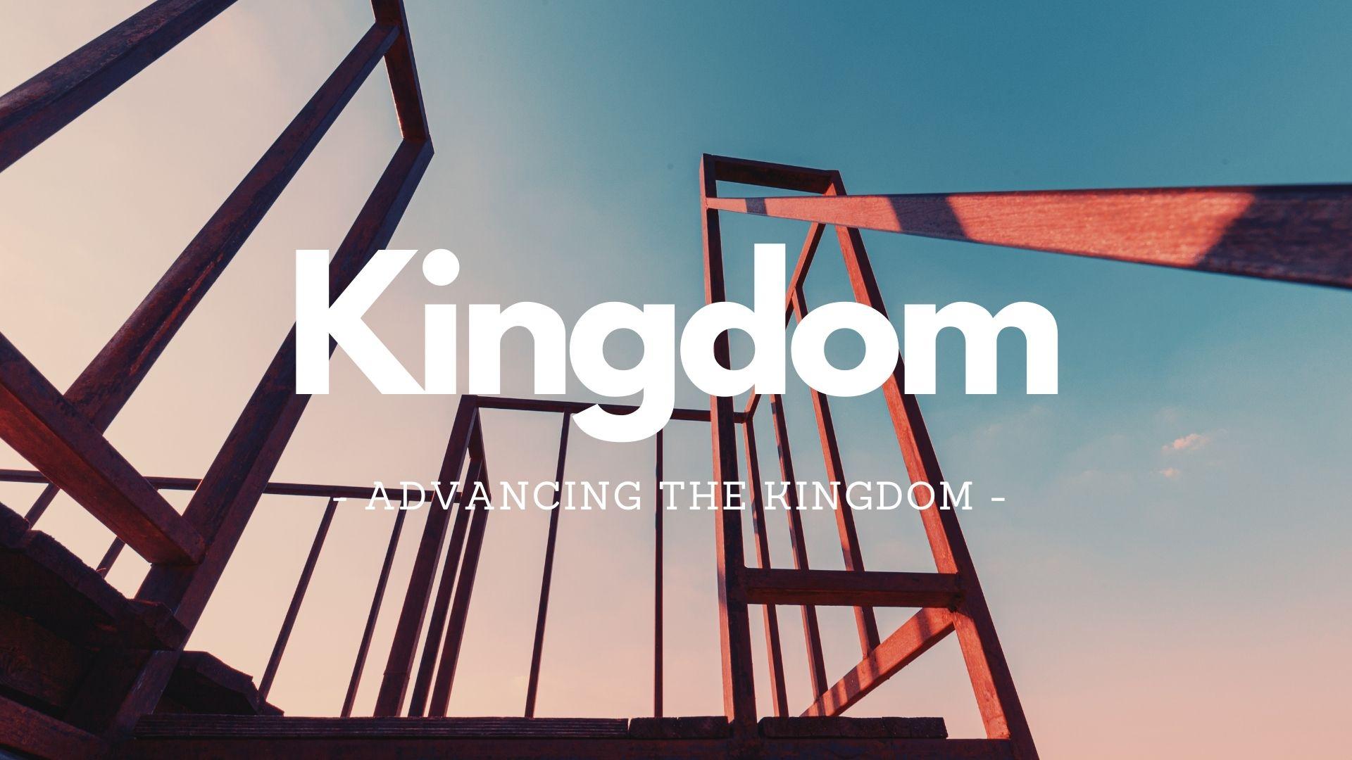 Kingdom Advancing W.6